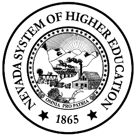Seal of the Nevada System of Higher Education